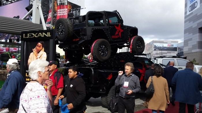 Jeep On Jeep Medium