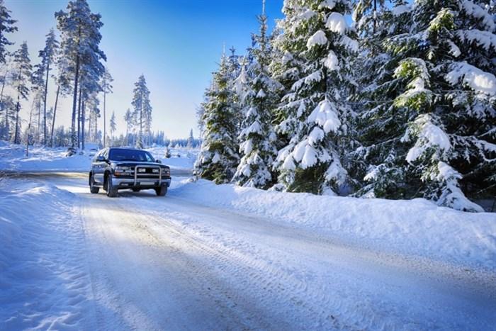 Safe Winter Driving Web