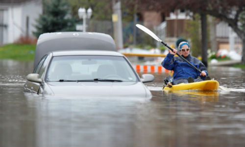 Carrossier ProColor Demers Gatineau Flood Donation