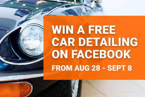 Facebook contest blog post